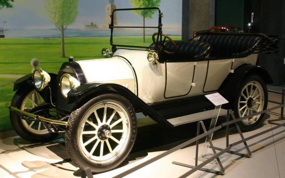 1914 Chevrolet Baby Grand - AACA Museum