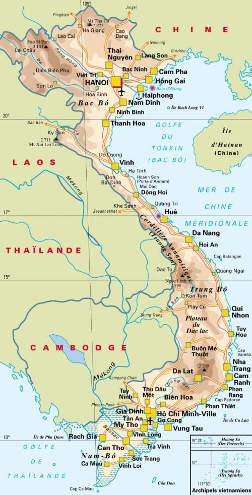 Présentation Vietnam