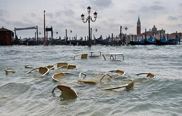 Les marées de Venise ...
