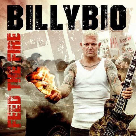 BILLYBIO - Premières infos à propos de l'album Feed The Fire