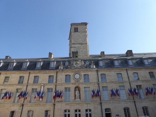 Passage à Dijon