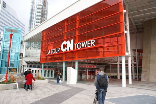 Toronto et la CN Tower