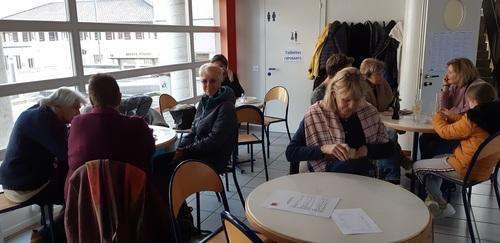 Salon bien-être Agora Châbles 2020 - Reportage photos