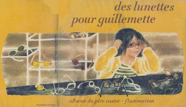 Des lunettes pour Guillemette (Vassilissa)