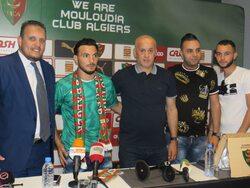 Brahimi Belkacem du NAHD au MCA 2019-2020