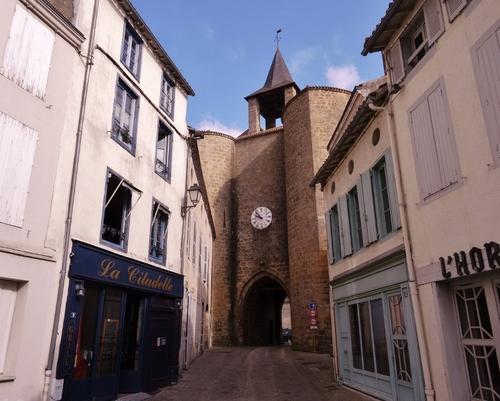 Parthenay dans les Deux-Sèvres (photos)