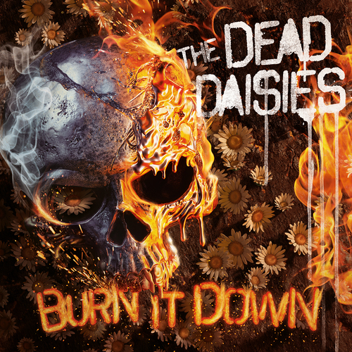 Dead Daisies cover Burn It Down