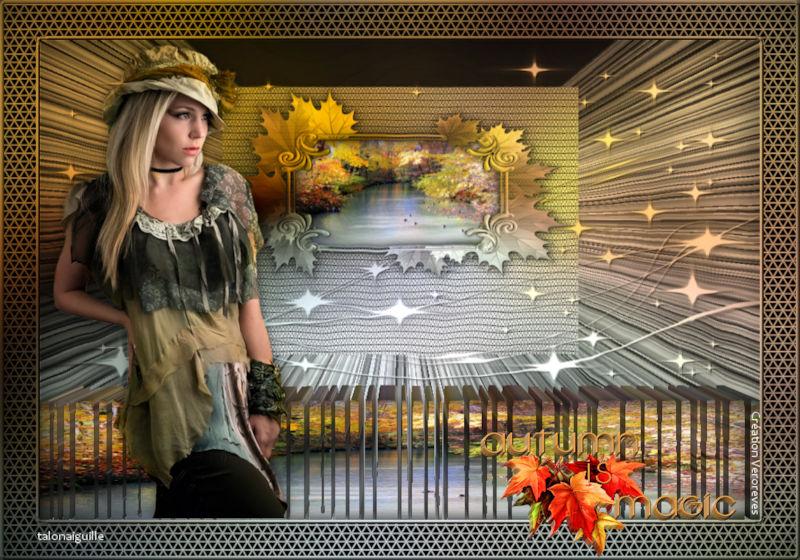 "*** Mystère de Novembre "" autumn is magic"" ***"