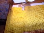 une jolie robe ....jaune