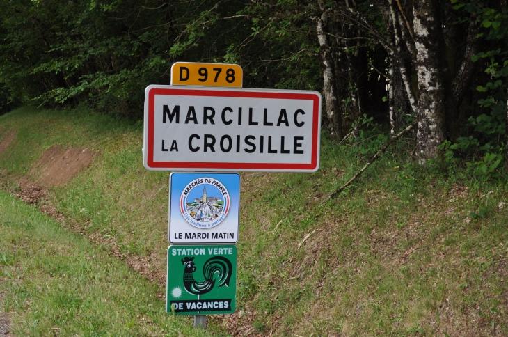 . - Marcillac-la-Croisille