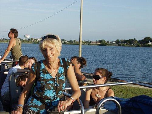 Jacqueline à Cuba suite