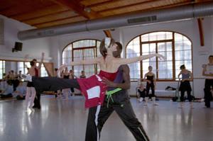 dance ballet class pas de deux prague master classes