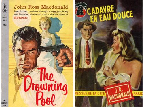La toile d'araignée, The drowning pool, Stuart Rosenberg, 1975