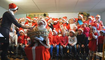 Fête de Noël et Portes ouvertes 2014
