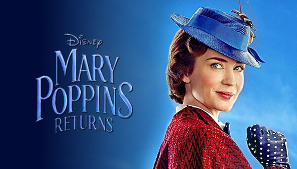 "Je m'appelle "" Mary Poppins"""
