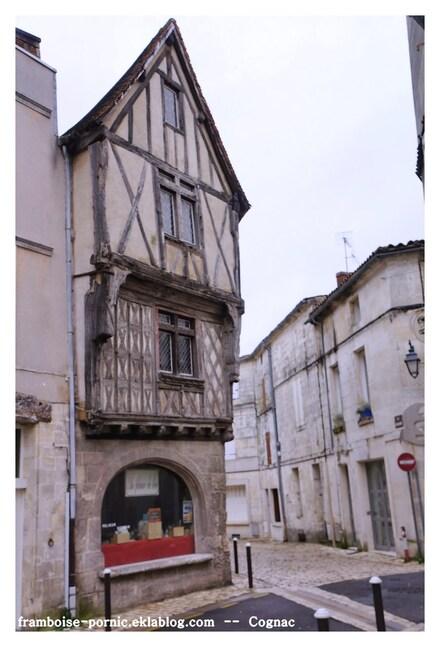 Cognac en Charente