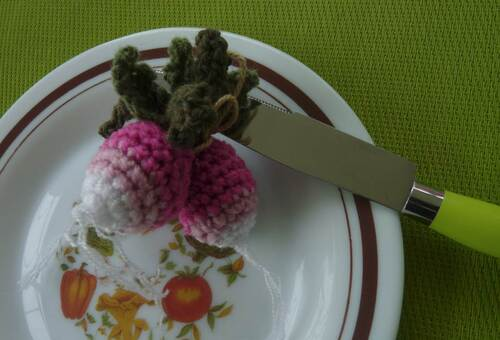La dînette gourmande (9) : les radis