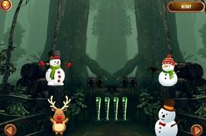 Jouer à 8B Elf escape