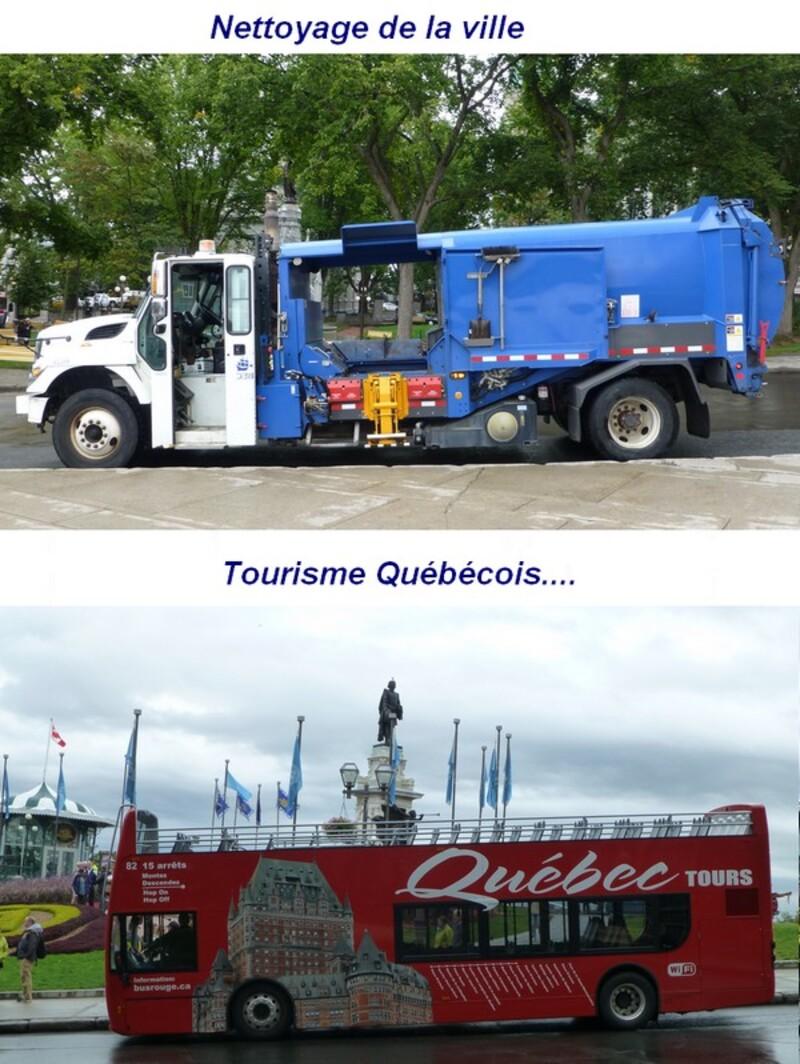 Le vieux Québec (haute ville)