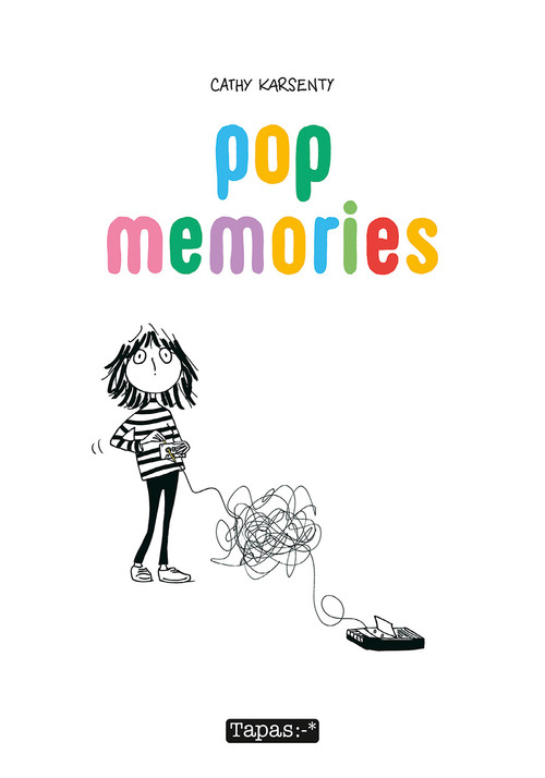 Pop memories - Cathy Karsenty