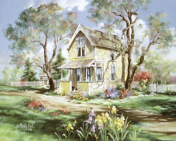 Peinture de : Marty Bell