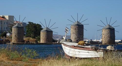 moulins de Vratados