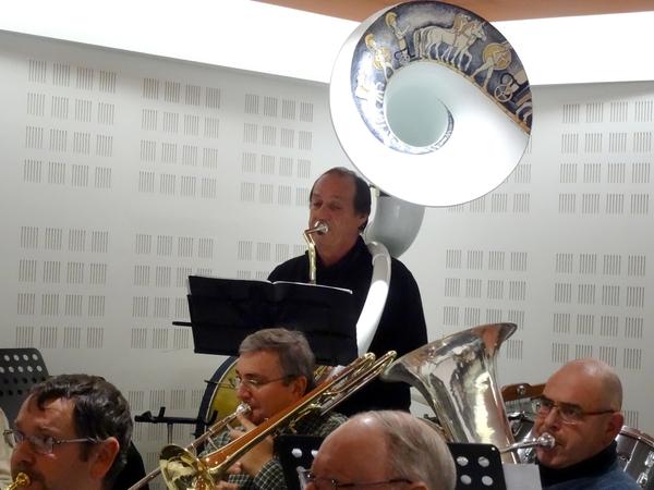 L'inauguration de la Maison de la Musique de Châtillon sur Seine