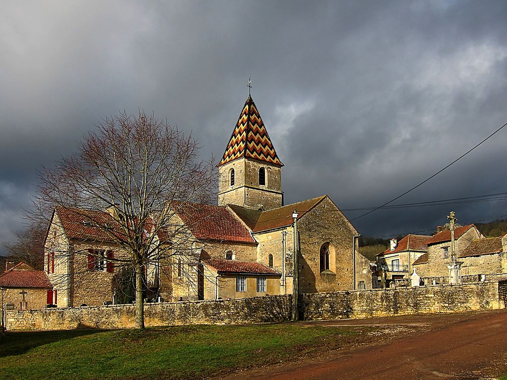 Savigny sous malain église.JPG
