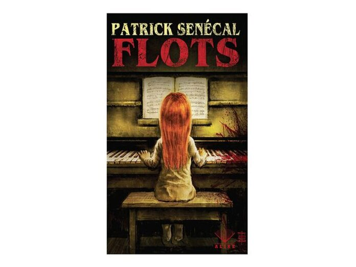 Le livre «Flots» de Patrick Senécal.