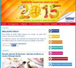 Nestlé : Le Club Antilles Guyane le magasine n°9