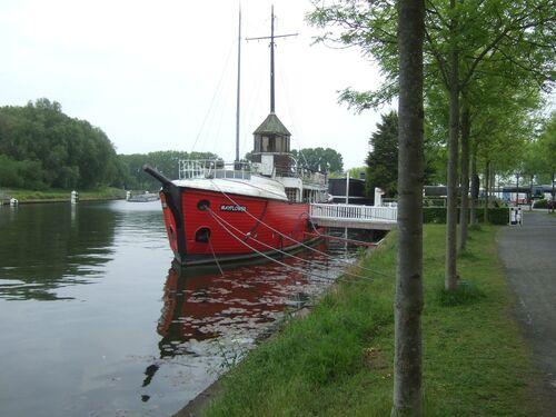 Une journée à Bruges- Part four- Balade en bateau