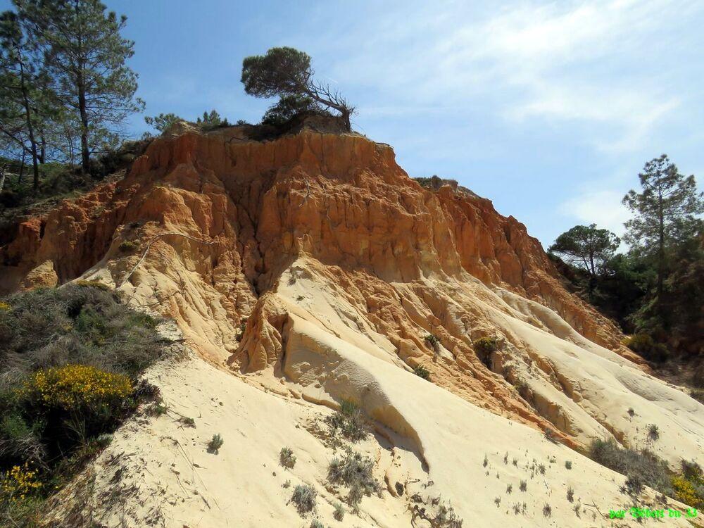 Falésia - Portugal du sud