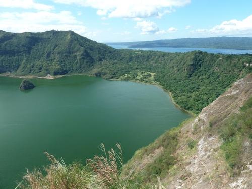 Passage par Manille
