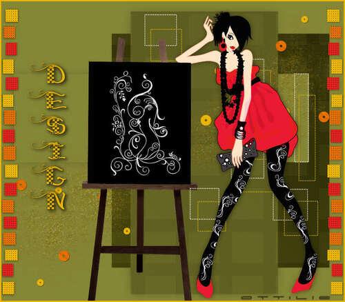 ☼ Desing ( Tutoriel PSP ) ☼