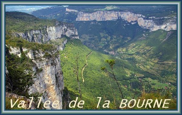 vallee de la Bourne