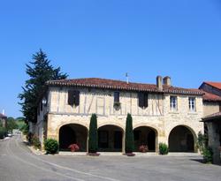 Chemin d'Arles 2008 - Montesquiou (32km)