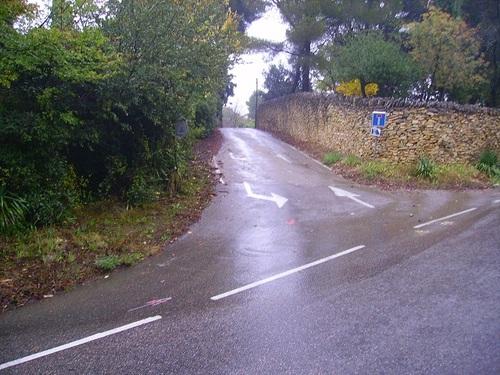 Course nature 12km à la colline d'Orange...