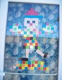 Pixels art en primaire