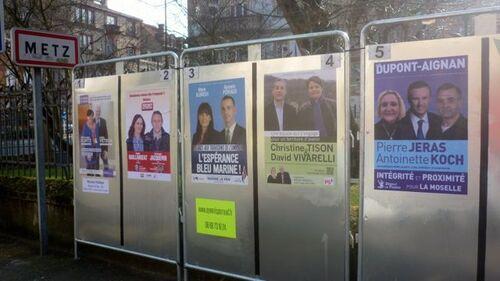 Elections départementales en Moselle les 22 et 29 mars 2015