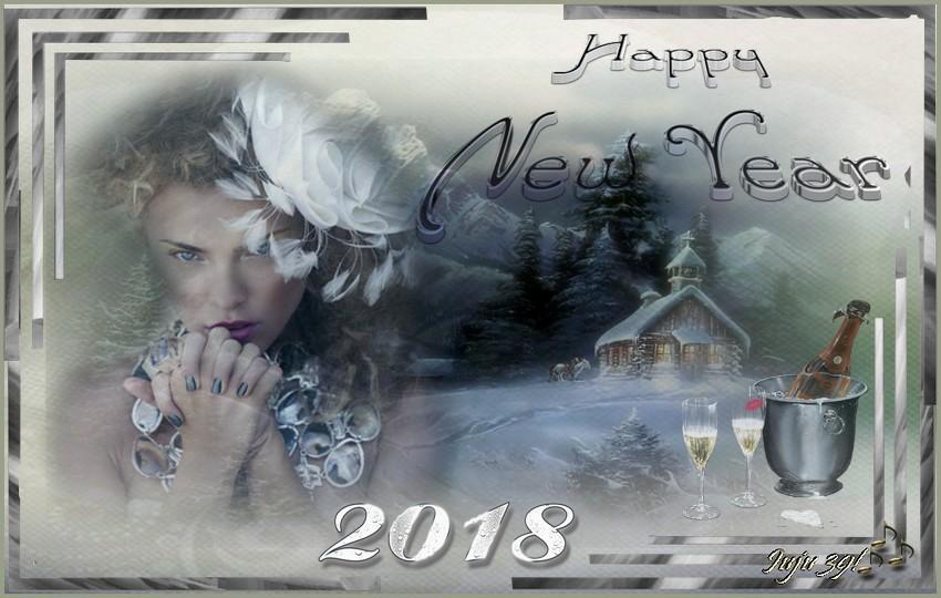 La nouvelle année est là !