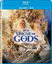 [Test Blu-ray] League of Gods