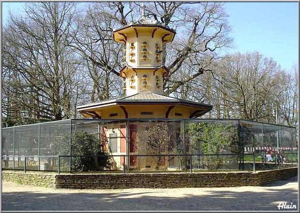 Le jardin du Thabor - Rennes (5/7) - Mes balades photos