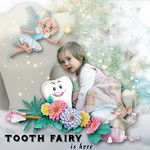 My little tooth fairy