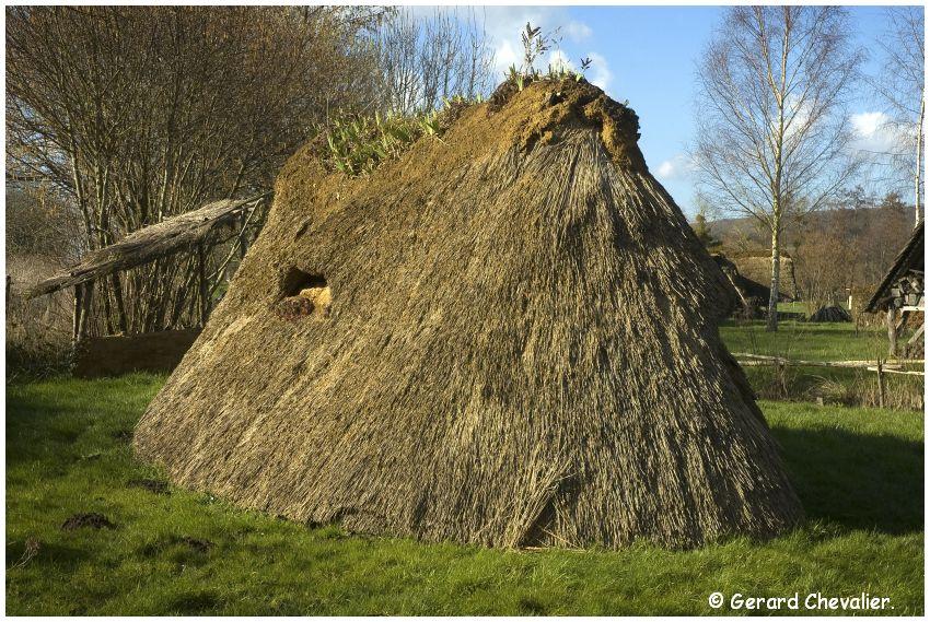 Blangy-sur-Bresle - L'archéosite (Village mérovingien) # 3