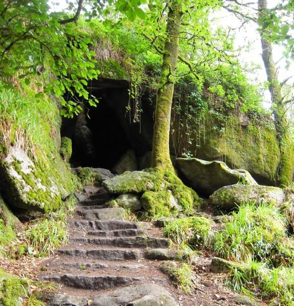 grotte d'Arthus