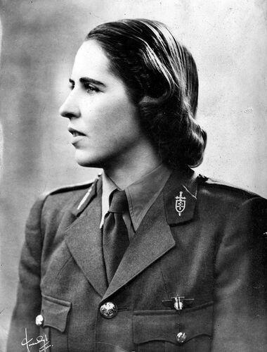 * Ordre de la Libération - Le 24 février 1941, disparaissaient en mer Joseph et Marie Hackin - couple Compagnon de la Libération.