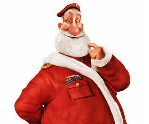 MisterBB et le Père Noël, c'est chouette!