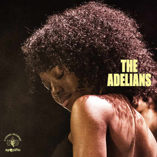 "The Adelians : CD "" The Adelians "" Q-Sounds Recording  Specific Records QSLP008-SPCFC018 [ FR ]"