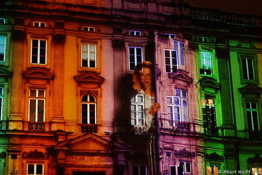 Lyon ou la symphonie des lumières : Les Terreaux
