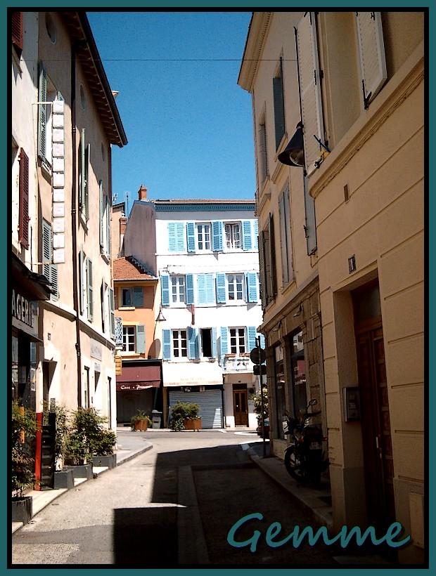 Grande Rue, Ste Foy